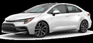 2022 Toyota Corolla SE 4D Sedan