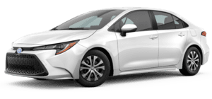 2022 Toyota Corolla Hybrid LE 4D Sedan