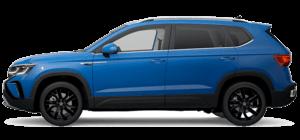 2022 Volkswagen Taos 1.5T SEL 4D Sport Utility