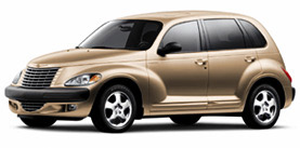2002 Chrysler PT Cruiser Touring Sport Wagon 4D