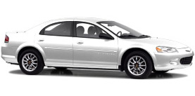 2002 Chrysler Sebring LX Sedan 4D