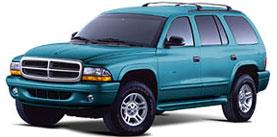 2002 Dodge Durango SLT 4D Sport Utility