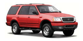 2002 Ford Expedition 119 WB Eddie Bauer 4WD