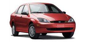 2002 Ford Focus SE 4D Sedan
