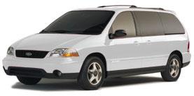Ford Windstar Cargo Minivan
