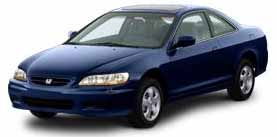 2002 Honda Accord Coupe EX Auto