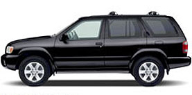 2002 Nissan Pathfinder MP