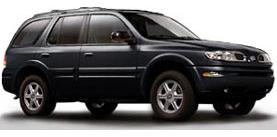 2002 Oldsmobile Bravada 4D Sport Utility