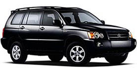 2002 Toyota Highlander 4DR 4WD V6 AT