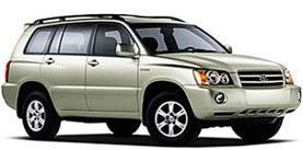 2002 Toyota Highlander V6