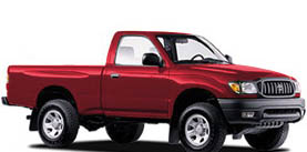 Tacoma Extended Cab