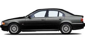 BMW 5 Series 525i Sedan 4D