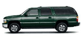 2003 Chevrolet Suburban 1500 LT 4D Sport Utility