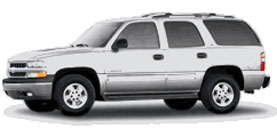 2003 Chevrolet Tahoe 4dr 4WD