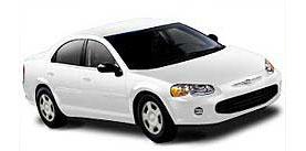 2003 Chrysler Sebring LX 4D Sedan