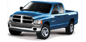 2003 Dodge Ram 1500 Quad Cab Laramie Pickup 4D 6 1/4 ft