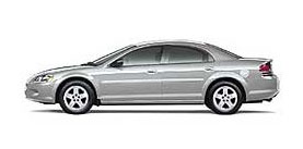 2003 Dodge Stratus 4dr Sdn SXT
