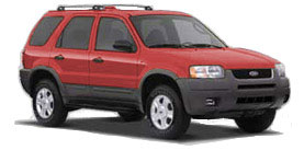 Ford Escape XLT 4D Sport Utility