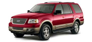 2003 Ford Expedition Eddie Bauer Sport Utility 4D
