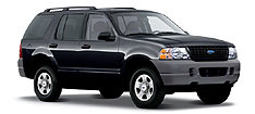 2003 Ford Explorer XLS Sport Utility 4D