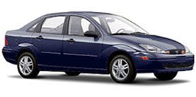 2003 Ford Focus SE 4D Sedan