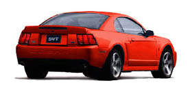 2003 Ford Mustang Cobra Coupe 2D