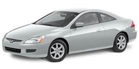 Honda Accord EX 2D Coupe
