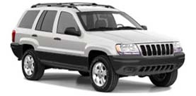 2003 Jeep Grand Cherokee Limited 4D Sport Utility