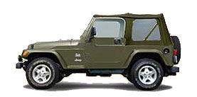 Jeep Wrangler 2dr Sahara