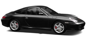 2003 Porsche 911 Carrera 4S 2D Coupe