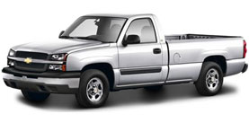 Chevrolet Silverado 1500 Regular Cab Short Box