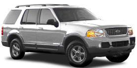 2004 Ford Explorer 4dr 114 WB 4.6L XLT