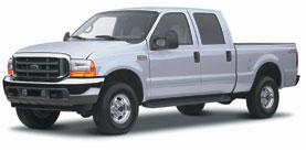 2004 Ford Super Duty F-250 Crew Cab 156 XLT 4WD