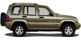 2004 Jeep Liberty Sport Utility 4D