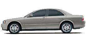 LINCOLN LS 4D Sedan