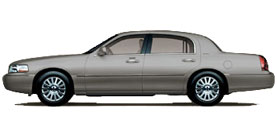 2004 LINCOLN Town Car 4DR SDN SIGNATURE