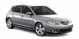 2004 Mazda MAZDA3 5dr Wgn s Auto