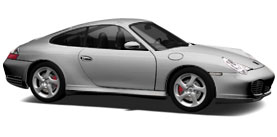 2004 Porsche 911 2DR CPE CARRERA 6-SPD MANUAL
