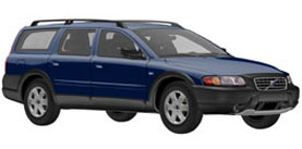 Volvo V70 XC70 2.5L Turbo AWD