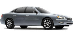 Buick LaCrosse CX