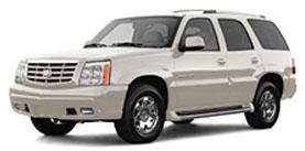 2005 Cadillac Escalade 4D Sport Utility