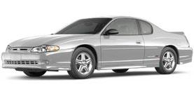 2005 Chevrolet Monte Carlo LT 2D Coupe