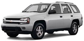 2005 Chevrolet TrailBlazer 4D Sport Utility