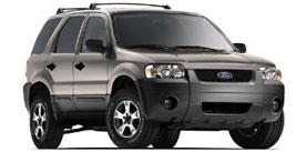 2005 Ford Escape XLT 4D Sport Utility