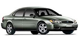 2005 Ford Taurus 4dr Sdn SE