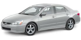 2005 Honda Accord EX-L 4D Sedan