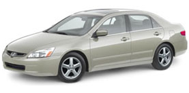 2005 Honda Accord EX-L 4D Sedan