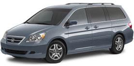 2005 Honda Odyssey EX 4D Passenger Van