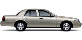 2005 Mercury Grand Marquis 4dr Sdn GS