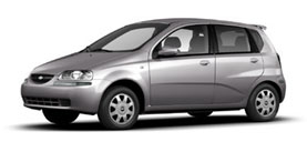 2006 Chevrolet Aveo 5dr HB LT